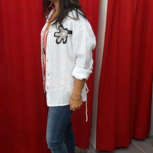 chemise main mickey