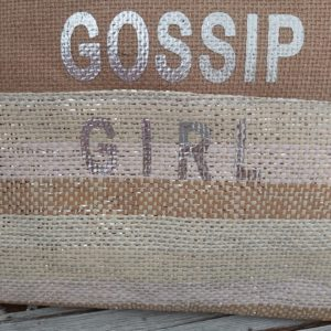 pochette gozip girl rose