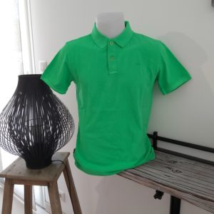 polo vert fluo petrole industries