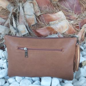 pochette elisa bac brown c