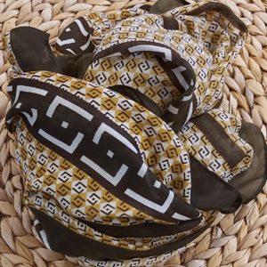 foulard doree