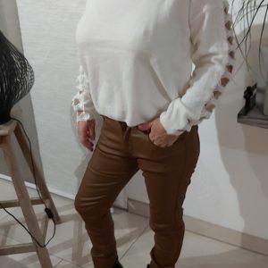 pantalon zag et zoe maron