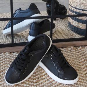 basket black noir