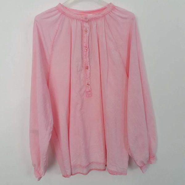 blouse rose banditas
