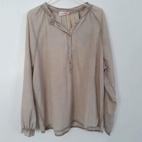 blouse simple banditas