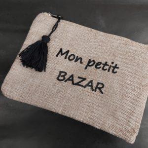 Pochette Mon petit bazar