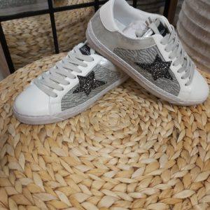 basket silver etoiles argent findlay