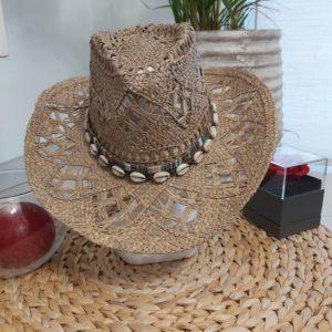 chapeaux paille neuf