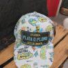 casquette plata o pomo multicolor